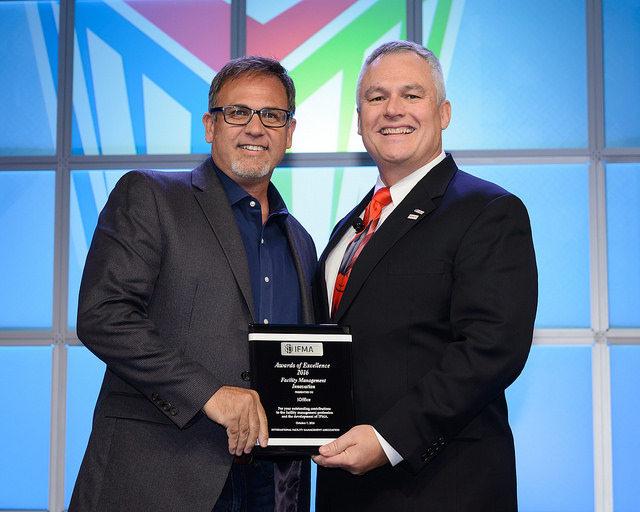 iOffice receives Facility Management Innovation Award