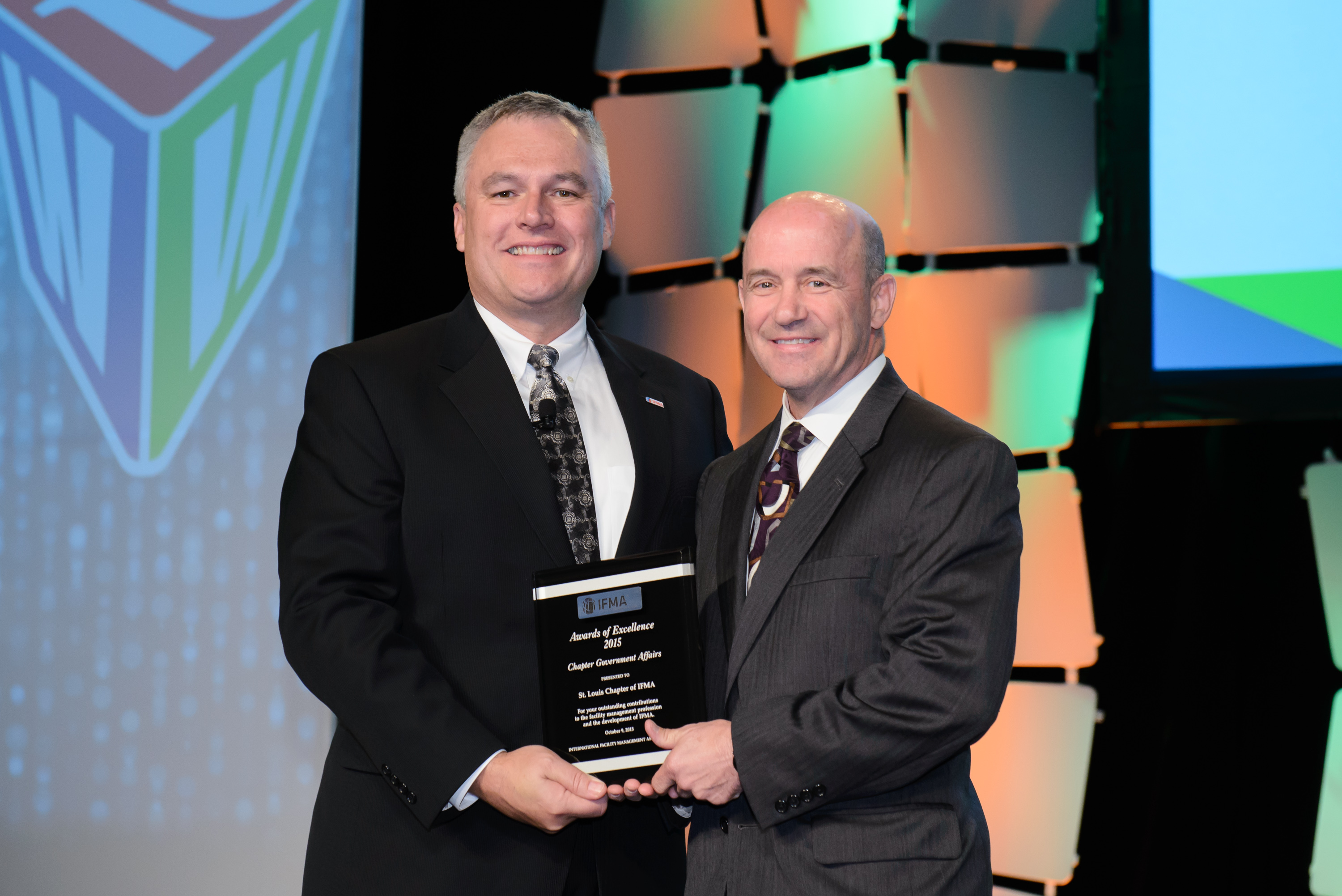 St. Louis Chapter receives Chapter Award in Government Affairs
