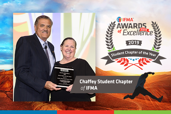 Chaffey College Student Chapter of IFMA receives Student Chapter of the Year Award